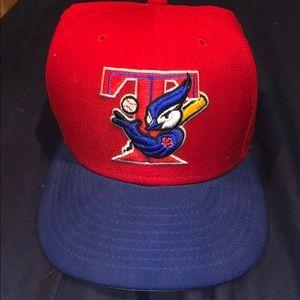 Pretty much brand new throwback Blue Jays hat